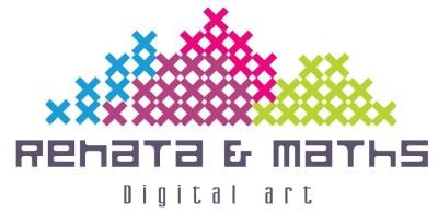 Renata and Maths Digital Art