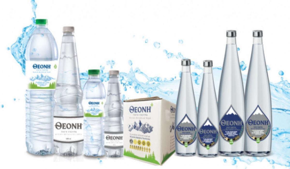 Νέα διεθνής καταξίωση για το Φυσικό Μεταλλικό Νερό ΘΕΟΝΗ