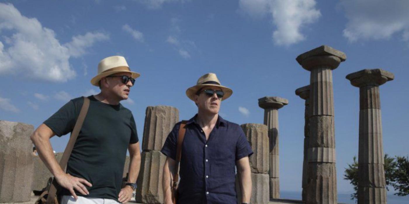 Το ταξίδι στην Ελλάδα: Μια ταινία ύμνος στο ελληνικό καλοκαίρι, έρχεται πάνω στην ώρα [εικόνες και βίντεο]