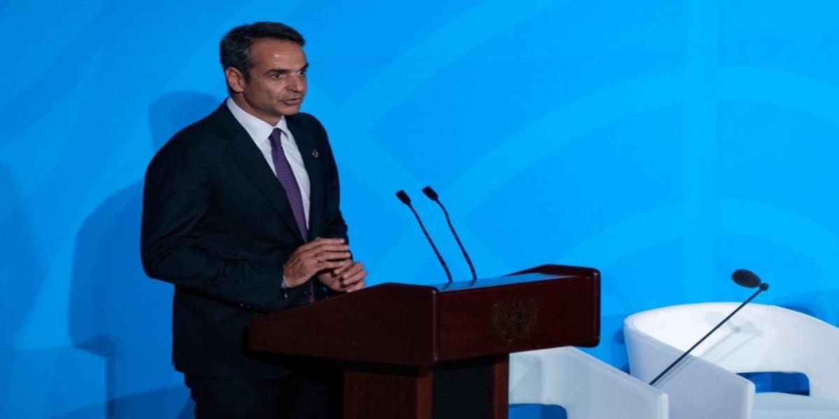 Μητσοτάκης: Σύνθημά μας η Ελλάδα που παράγει, η Ελλάδα που εξάγει