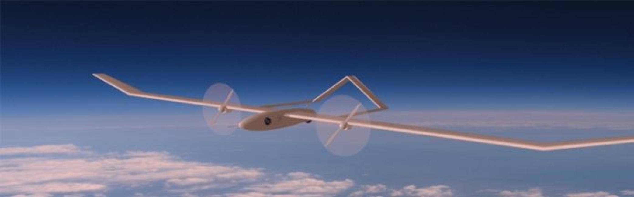 Το πρώτο drone HAPS στην στρατόσφαιρα έχει ελληνική υπογραφή!